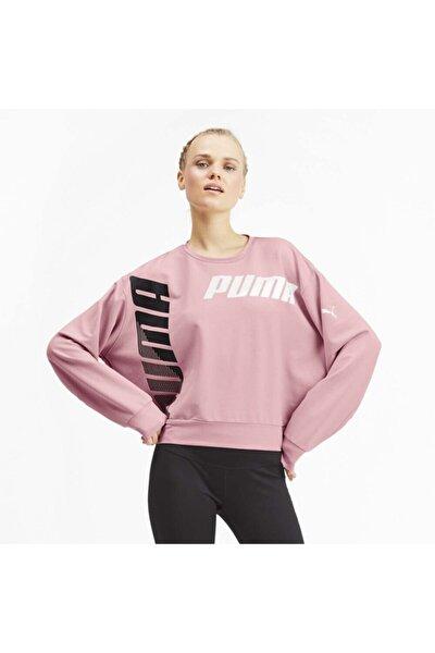 Kadın Modern Sport Crew Sweatshirt