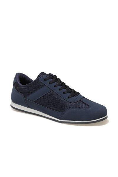 356742.m1fx Erkek Lacivert Sneaker Ayakkabı