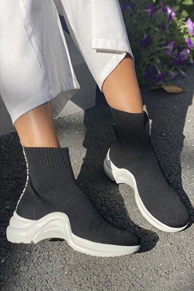 1. Kalite Suni Deri Bayan Spor Ayakkabı