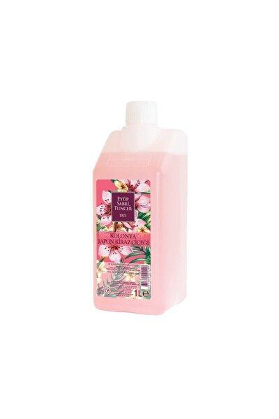 Japon Kiraz Çiçeği Kolonyası 1 Lt - Koruma Kilitli Kapak