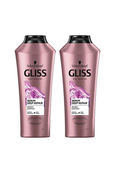 Serum Deep Repair Onarıcı Şampuan 360 ml 2'li