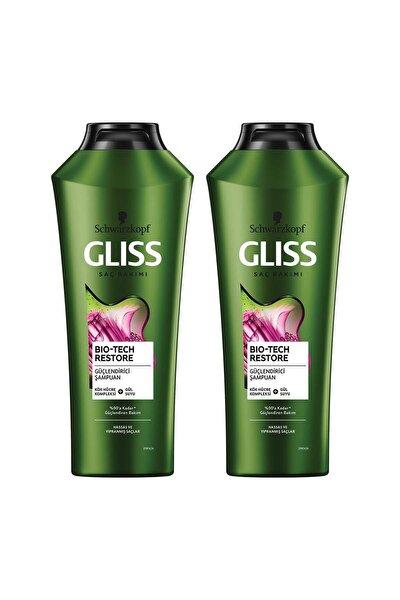 Bio-tech Güçlendirici Şampuan 360 ml 2'li