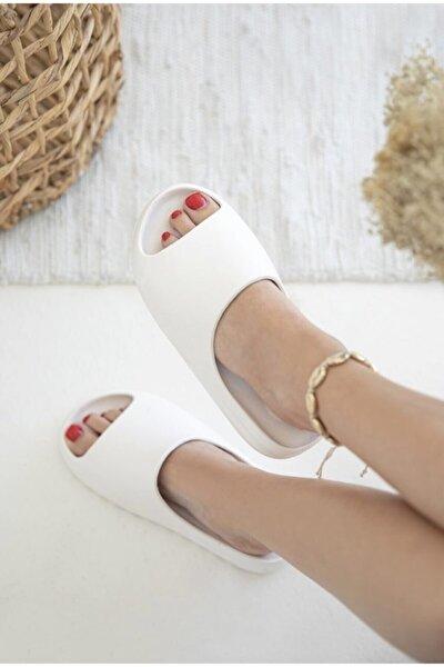 Yeezy Slide Beyaz