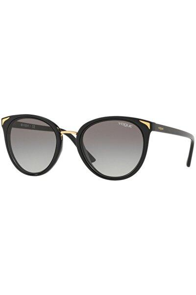 Kadın Siyah Güneş Gözlüğü Vo5230 S Col W44/11 54-21-140
