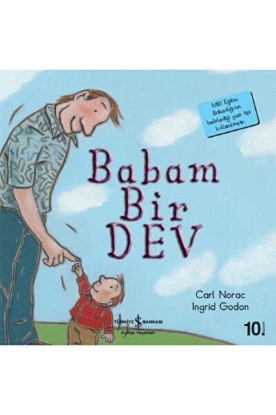 Babam Bir Dev Ilk Okuma Kitaplarım