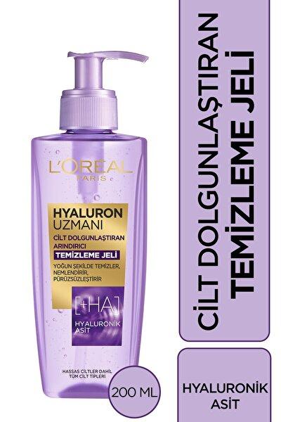 Hyaluron Uzmanı Cilt Dolgunlaştıran Yüz Yıkama Jeli 200 ml- Hyaluronik Asit