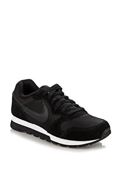 Unısex Siyah Günlük Spor Ayakkabı