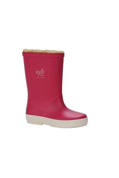 SPLASH NAUTICO BORREGUITO Fuşya Kız Çocuk Yağmur Çizmesi 100518769