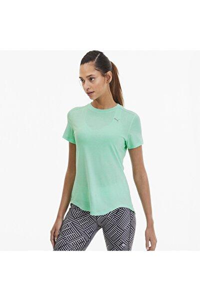 Kadın Spor T-Shirt - IGNITE Heather - 51825610