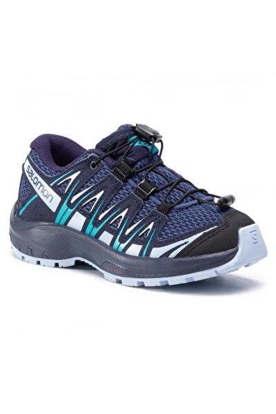 411245 Xa Pro 3d J Blue Indigo/kentucky Blue/capri Kadın Outdoor Ayakkabı