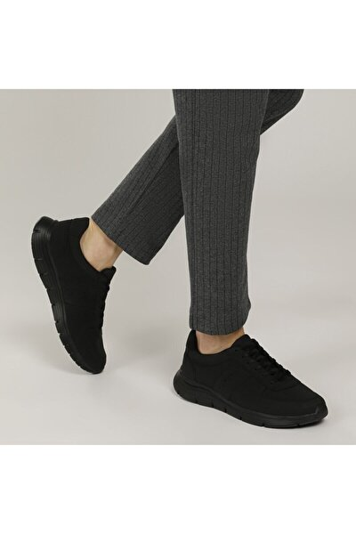 356746.M1FX Siyah Erkek Sneaker Ayakkabı 100936419