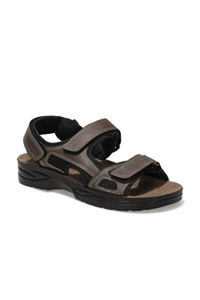 400625.M1FX Kahverengi Erkek Sandalet 101022107