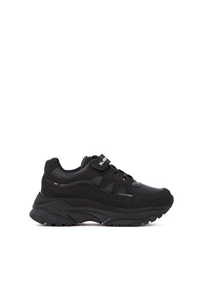 KASPER Spor Çocuk Ayakkabı Siyah SA20LF031