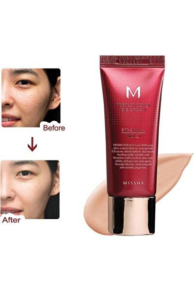Yoğun Kapatıcılık Sunan BB Krem M Perfect Cover BB Cream No: 21 ( 20 ML ) 8806333395361