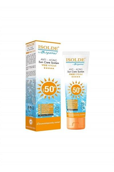 Isolde Güneş Yüz Kremi 50spf 100 ml