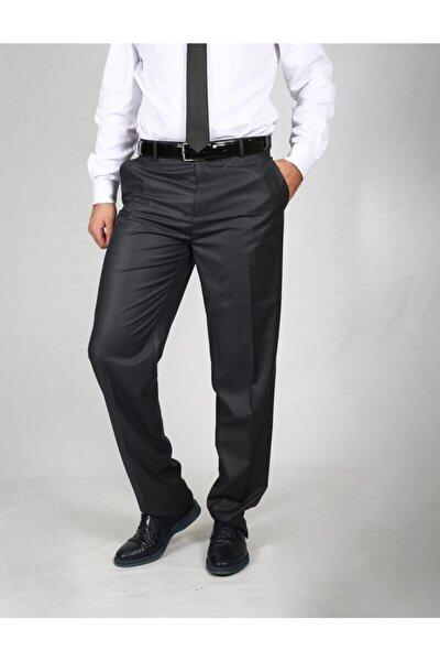 Erkek Koyu Gri Men's Wear Klasik Pantolon