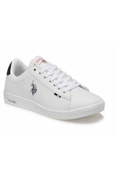U.s. Assn. Franco Dhm Beyaz Unisex Sneaker Ayakkabı