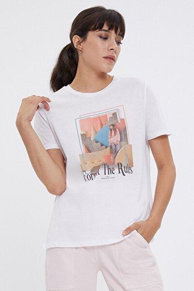 Kadın T-Shirt LF2026224