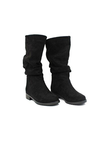 Kadın Körüklü Çizme