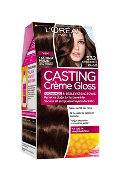 Casting Saç Boyası 5.32 Badem Çikolata