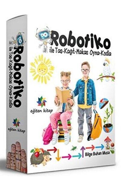 Robotiko Ile Taş-kağıt-makas Oyna-kodla