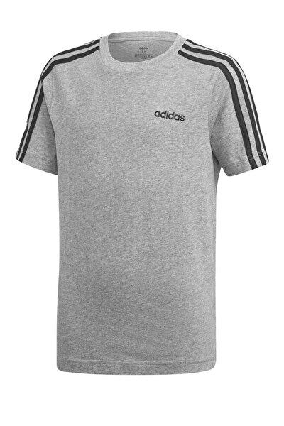 YB E 3S TEE Açık Gri Erkek Çocuk T-Shirt 100617370