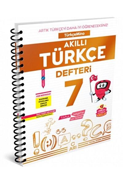 7.sınıf Akıllı Türkçe Defteri
