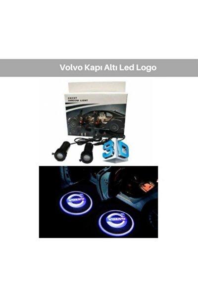 Volvo Kapı Altı Lazer Hayalet Logo