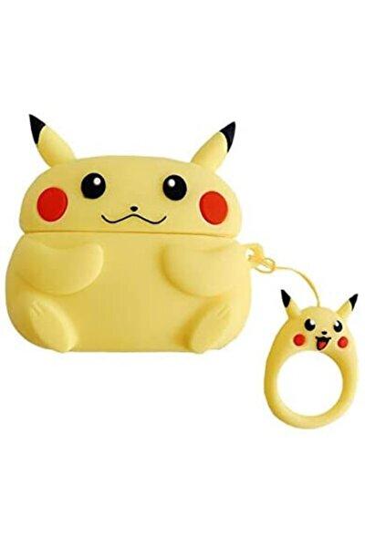 Sevimli Pikachu Airpods Pro Kılıfı Pokemon
