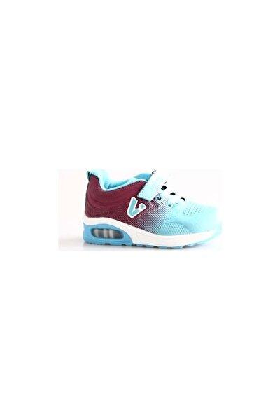 Unisex Çocuk Mavi Spor Ayakkabı 313.18y.193