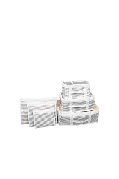 6 Parça Bavul Içi Düzenleyici Organizer