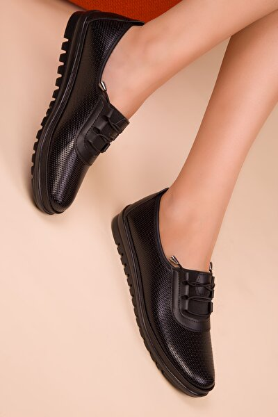 Siyah Kadın Casual Ayakkabı 15377