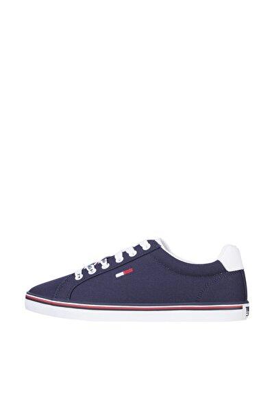 Kadın Mavi Sneaker Essentıal Lace Up Sneaker EN0EN00786