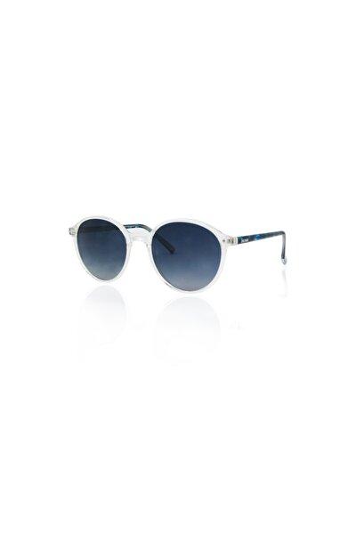 Unisex Lacivert Günşe Gözlüğü Nn 288 C 19