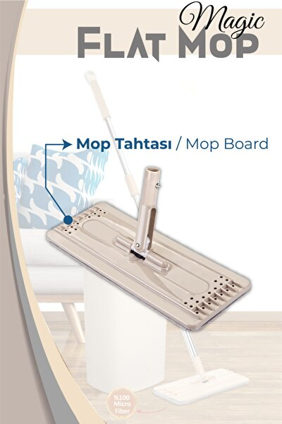 Magic Flat (tablet) Mop Yedek Tahta