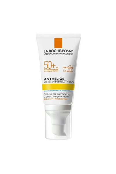 Anthelios Anti Imperfections Jel Krem Spf 50+ 50 ml