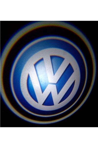 Volkswagen Kapı Altı Logo Led Hayalet Logo Iki Adet
