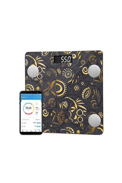 PSC04 Derin Yağ Ölçer Akıllı Bluetooth Tartı Baskül