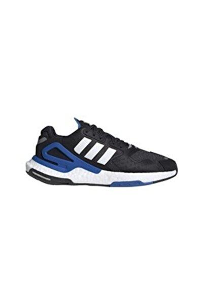 Erkek Siyah Mavi Day Jogger Spor Ayakkabı