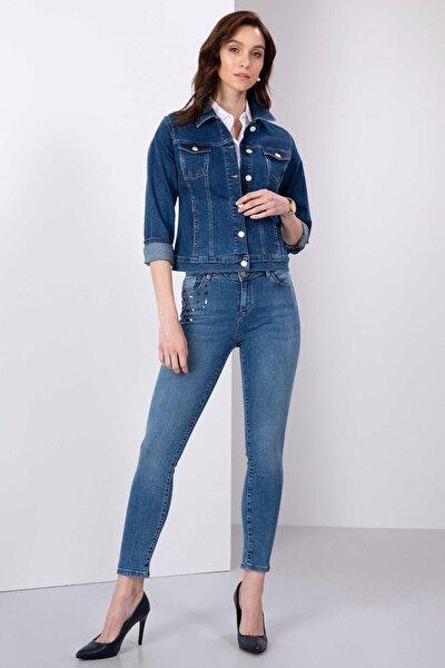 Kadın Jeans G022SZ080.000.773578