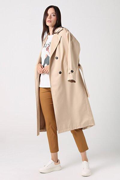 Kadın Camel Sihirli Pantolon 20YG001101