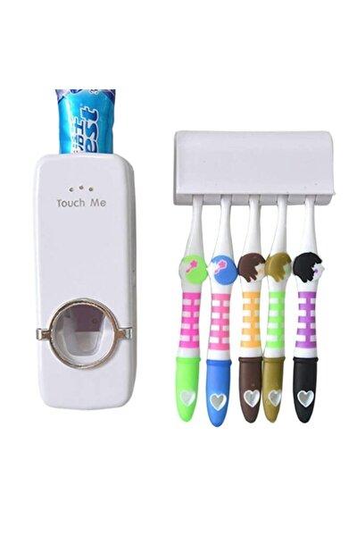 5li Diş Fırçalığı Diş Macunu Sıkma Makinesi