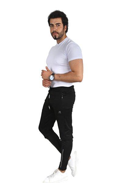 Erkek Siyah Scuba Dalgıç Eşofman Altı 2 Renk M10