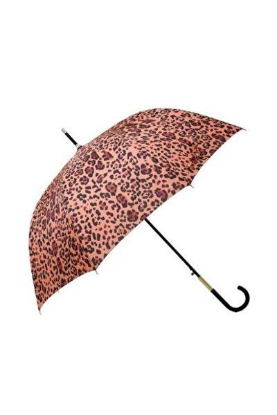 Pierre Cardin Leopar Baston Şemsiye, Rüzgara Karşı Dayanıklı Şemsiye Pc 232