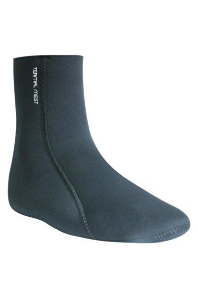 Unisex  Siyah Mest Su Geçirmez Neopren Termal Çorap