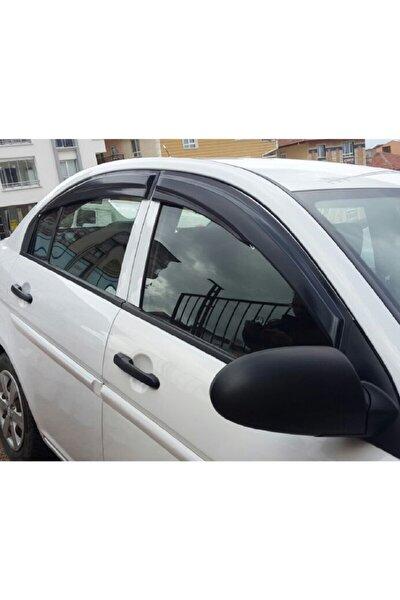 Hyundai Accent Era Mügen Cam Rüzgarlığı 2005-2011 Arası 4 Lü Takım