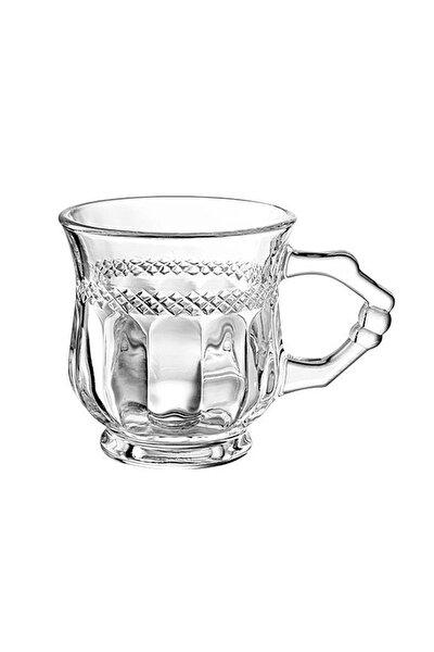 12254 Danilo 6lı Cam Çay Fincanı