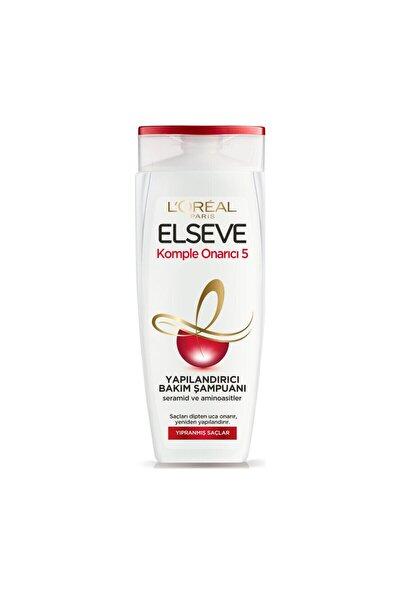 Elseve Komple Onarıcı 5 Yap. Bakım Şampuanı 450 Ml
