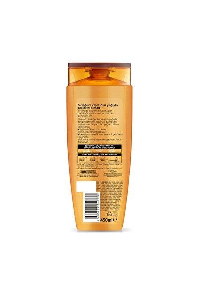 Elseve 6 Mucizevi Yağ Besleyici Bakım Şampuanı 450 Ml