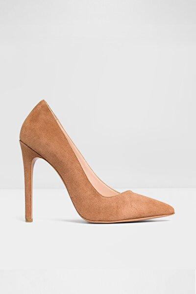 Kadın Taba Topuklu Ayakkabı